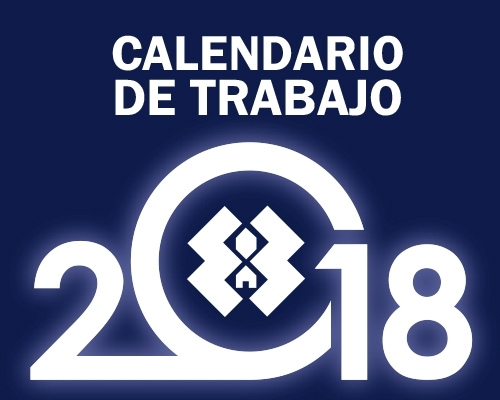 Calendario laboral 2018 Baixens