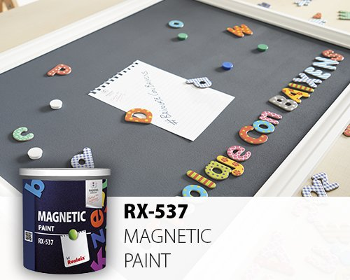 Noticia RX-537 Magnetic Paint