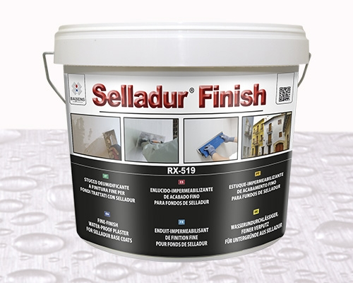 RX-519 Selladur Finish, Baixens