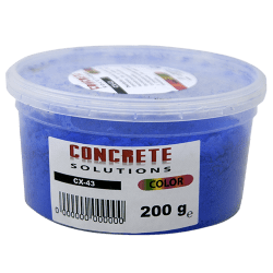CX-43 Concrete Color - Azul