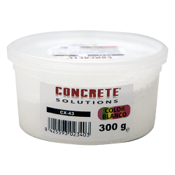 CX-43 Concrete Color - Blanco